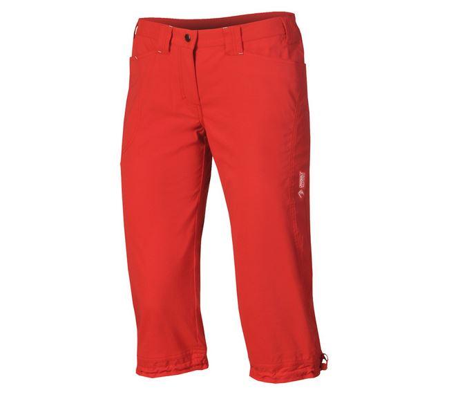 39474015f1dc DIRECTALPINE kalhoty CORTINA 3 4 červená